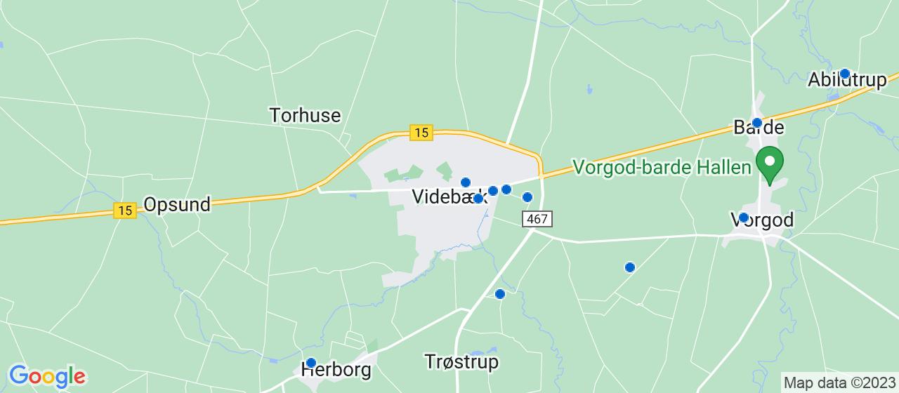 håndværkerfirmaer i Videbæk