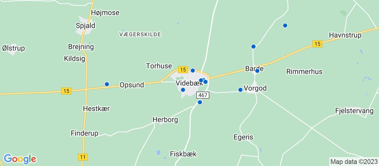 murerfirmaer i Videbæk