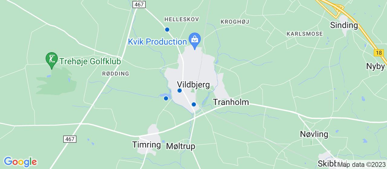 malerfirmaer i Vildbjerg