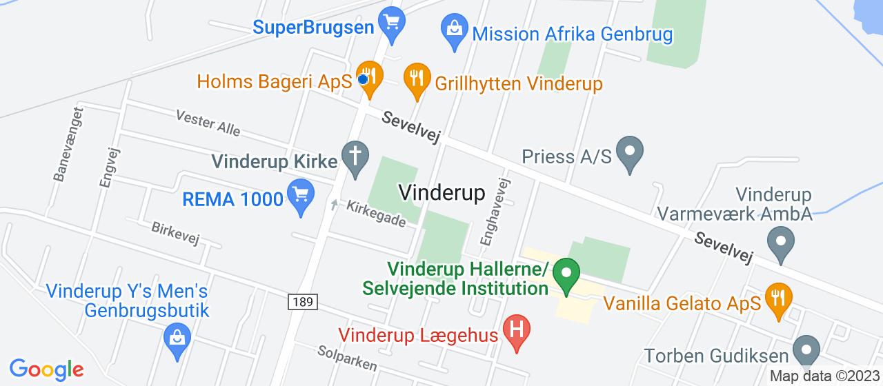 advokatfirmaer i Vinderup