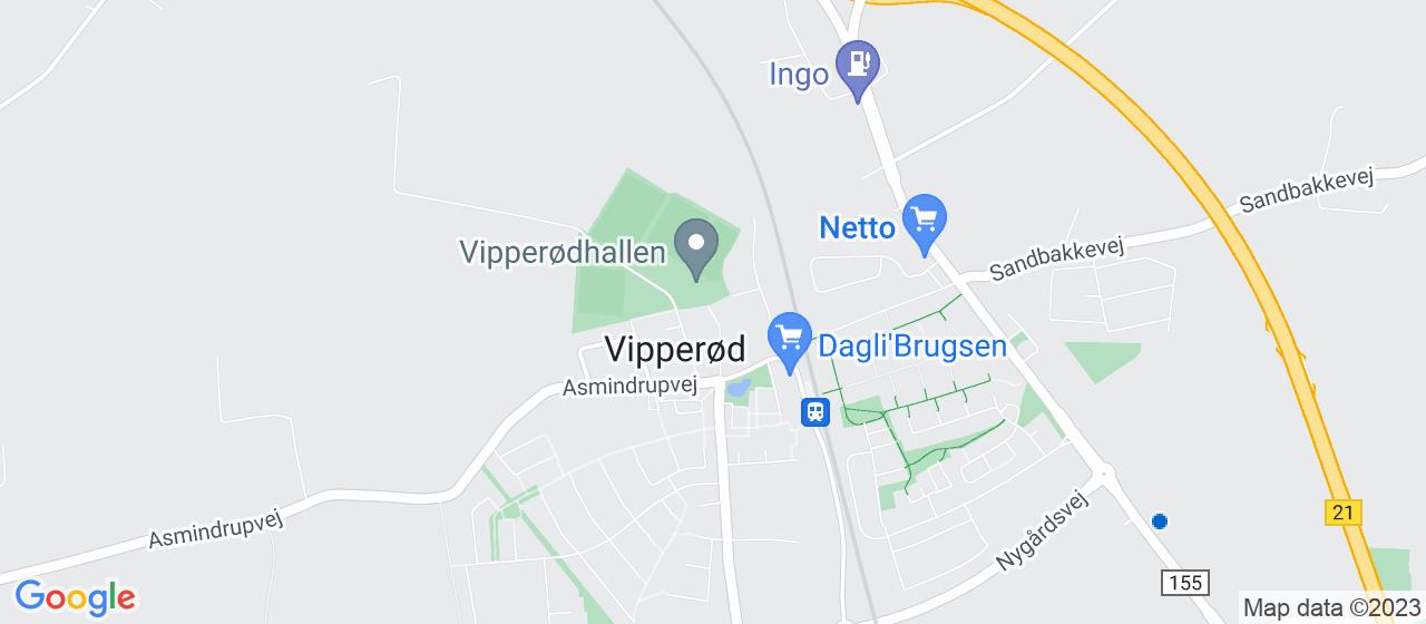 flyttefirmaer i Vipperød