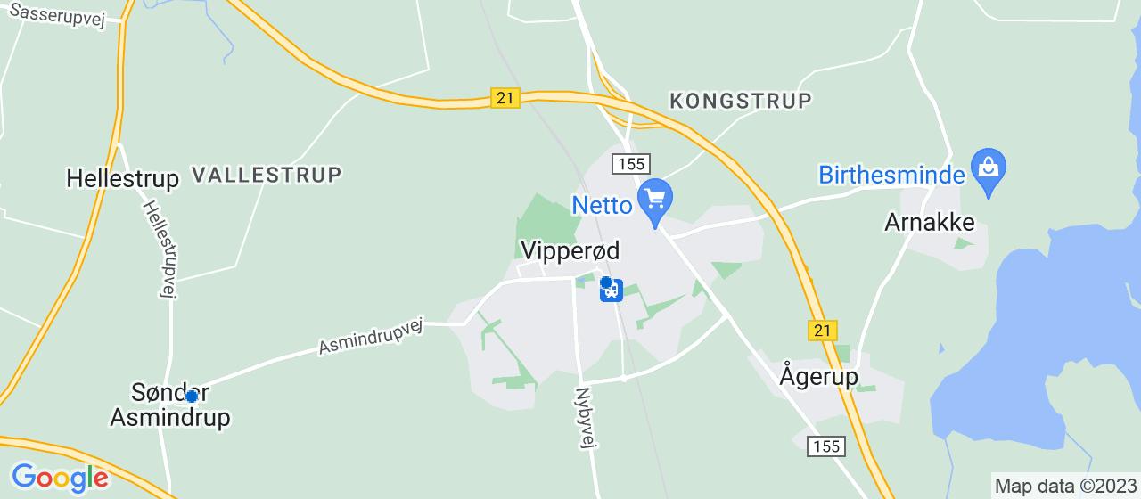 elektrikerfirmaer i Vipperød