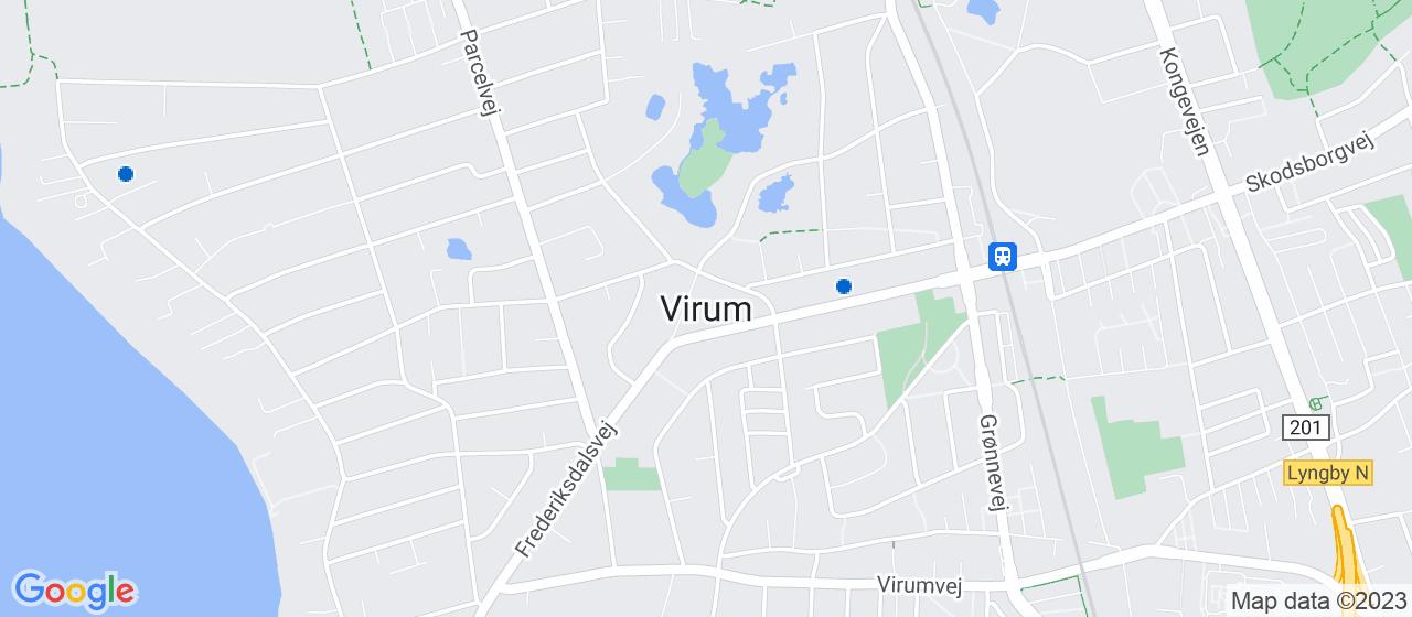 isoleringsfirmaer i Virum