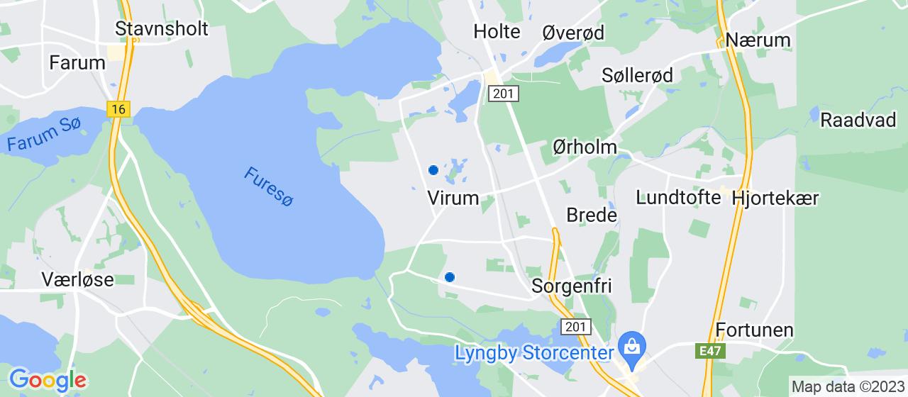 byggefirmaer i Virum