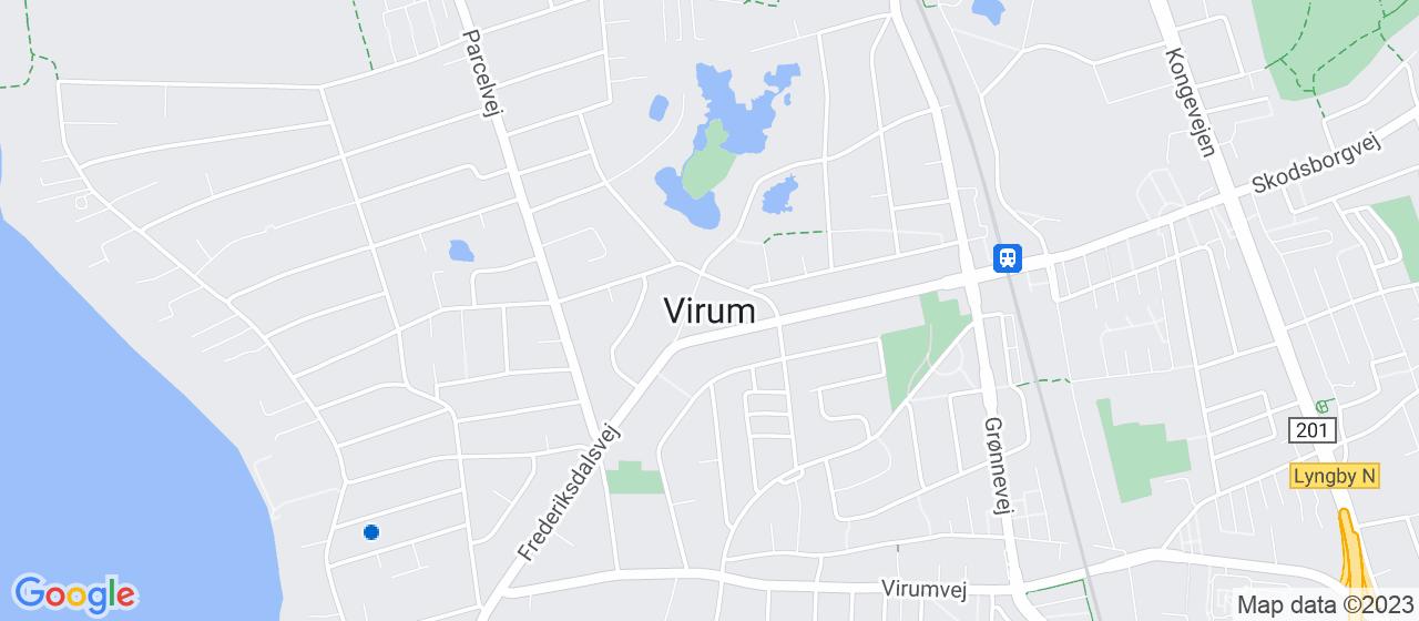 tagdækningsvirksomheder i Virum