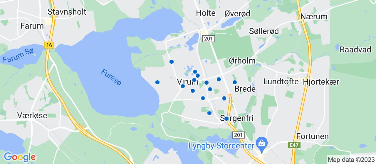 revisorfirmaer i Virum