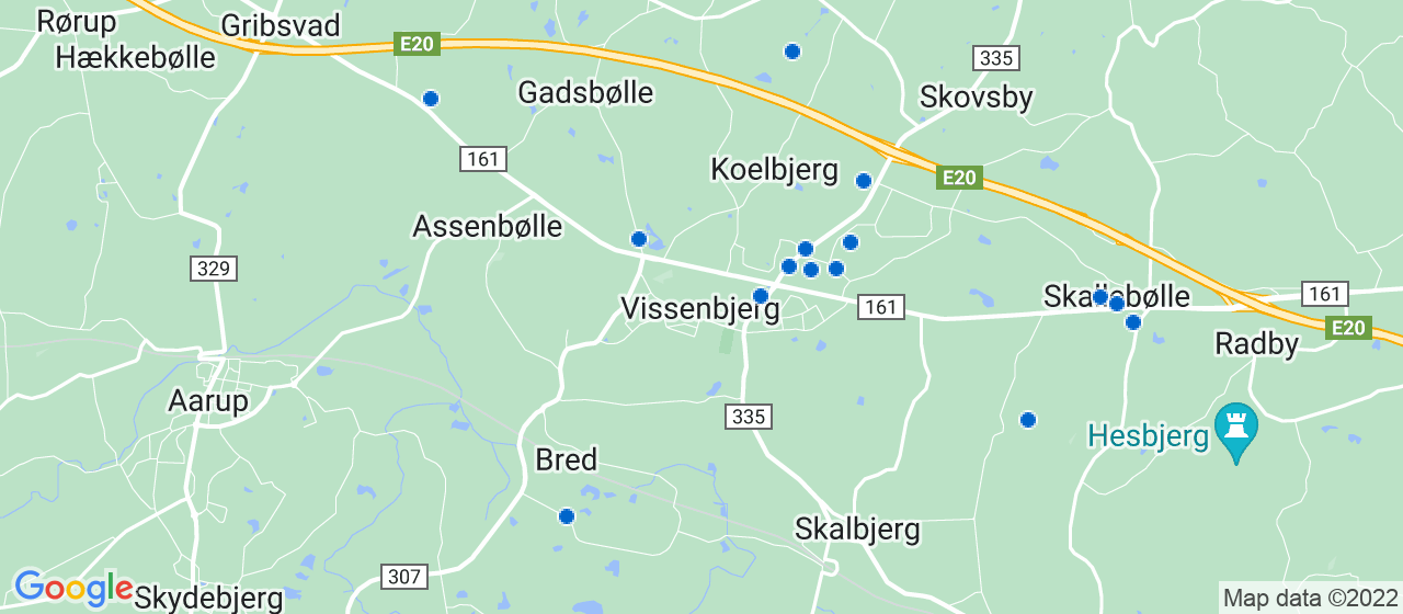 mekaniker firmaer i Vissenbjerg
