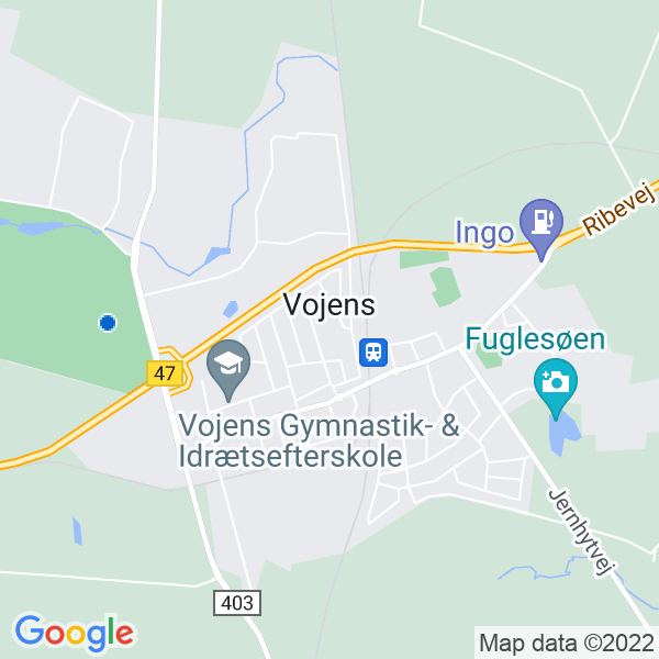 flyttefirmaer i Vojens