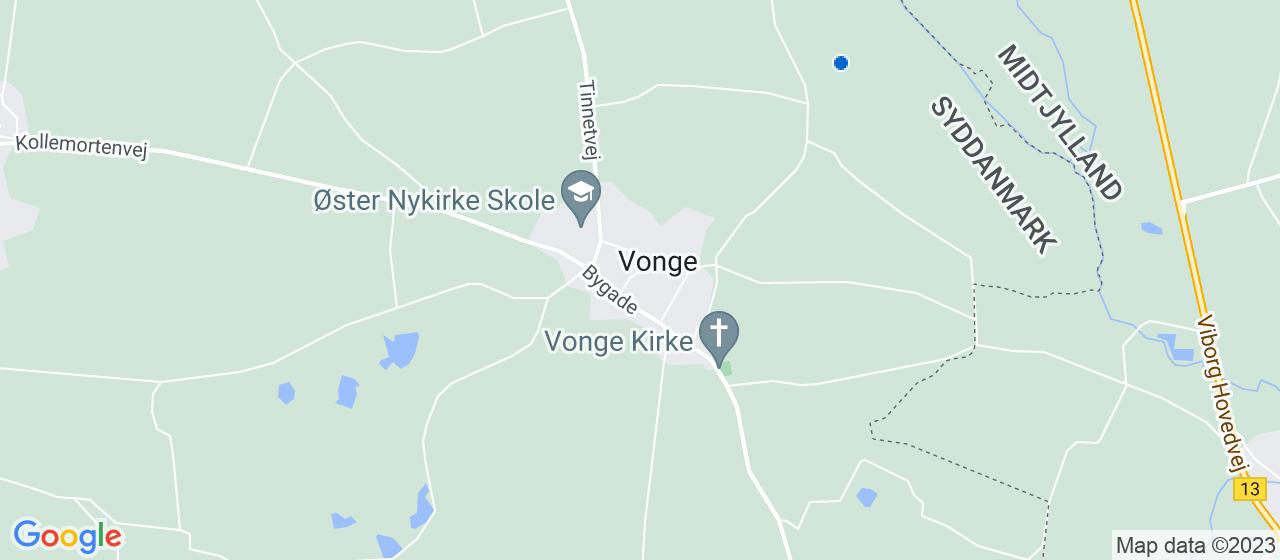 brolægger firmaer i Vonge