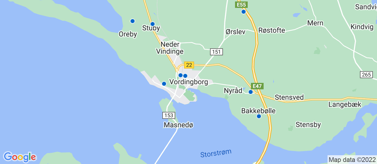 byggefirmaer i Vordingborg