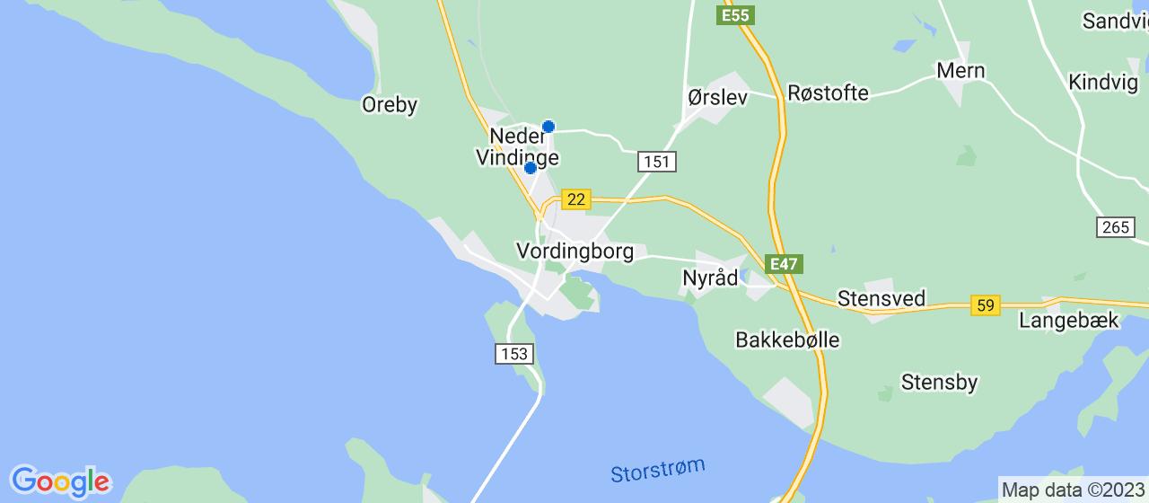 facadeisolering firmaer i Vordingborg