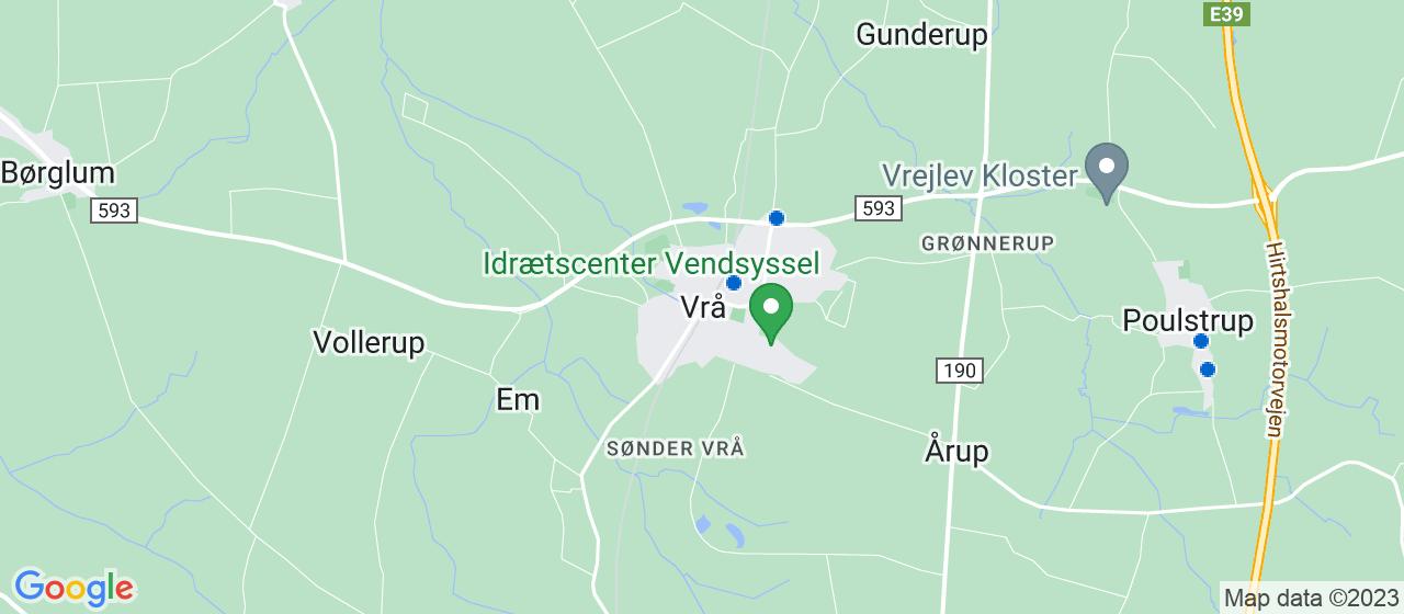 elektrikerfirmaer i Vrå