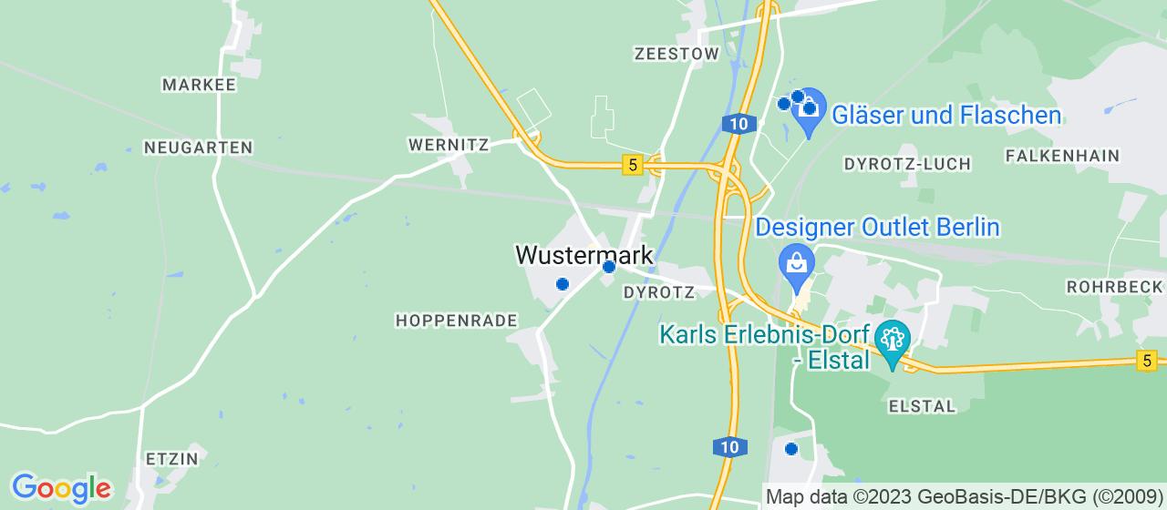 Umzugsunternehmen i Wustermark