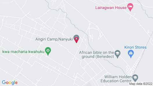 Angiri Camp - Campsite Map