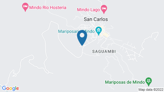 Mindo Real Map