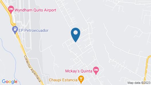 Quinta Carlota Map