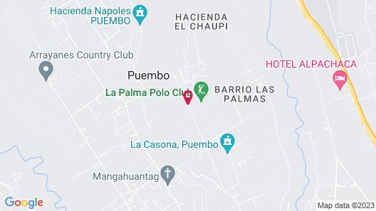 QUITO POLO CLUB S.A Map