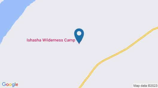 Ihamba Lakeside Safari Lodge Map