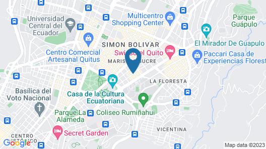 Petite Maison Map