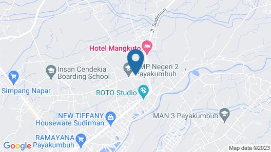 Cemara residence Syariah by IDH Map