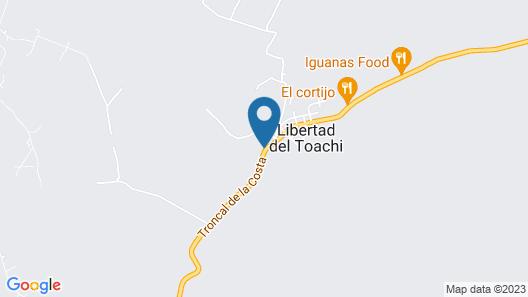 Hostería D'Carlos Map