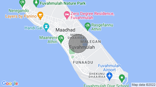 Calyx Grand Fuvahmulah Map