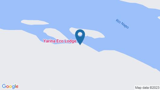 YARINA Eco Lodge Map