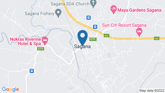 Club Mamis Map