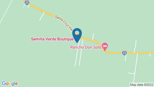 Semilla Verde Boutique Hotel Map
