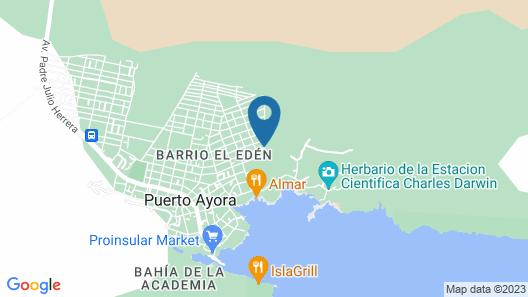 La Fortaleza De Haro Map
