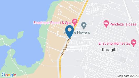 Lake Naivasha Country Club Map