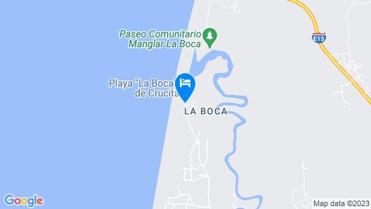 Boca Beach Resort Club Map