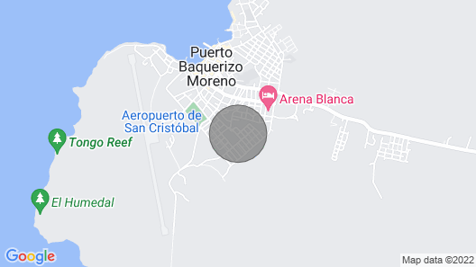 Conchito Family House Map