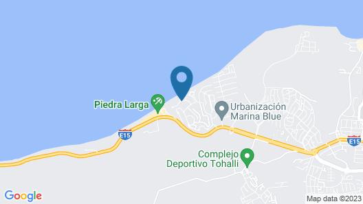 Departamento Duplex Map