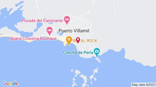 La Casa de Marita Map