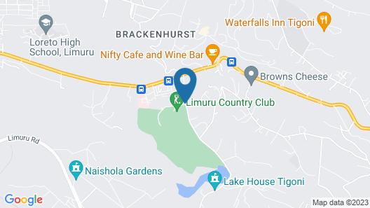 Thayu Farm Hotel Map