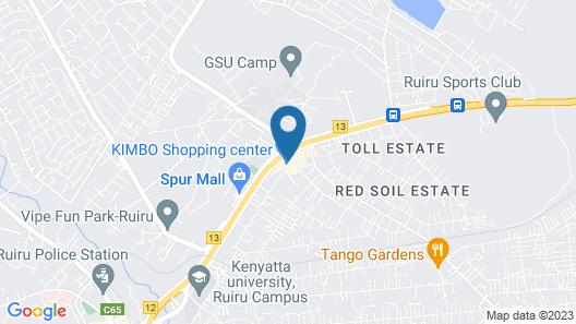 Dedamax Hotel Map