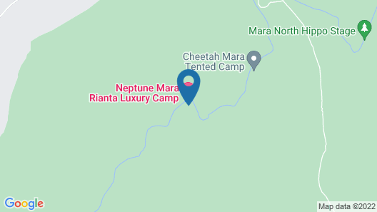 Neptune Mara Rianta Luxury Camp - All Inclusive Map