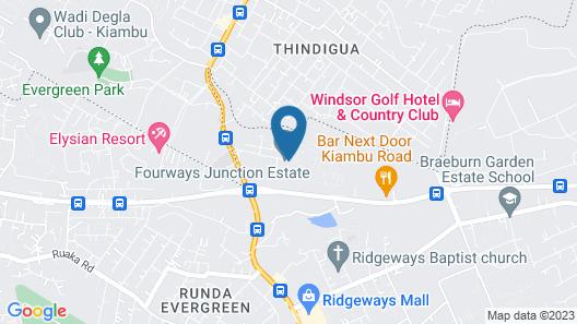 Lymack Suites Map