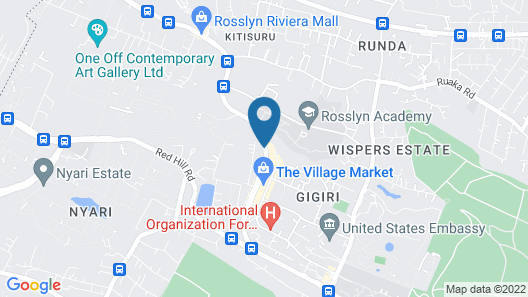 Runda Lofts Map