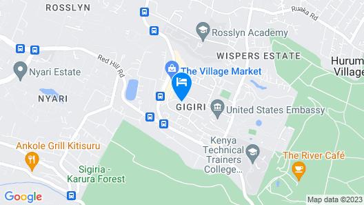 Shanema Homes Map