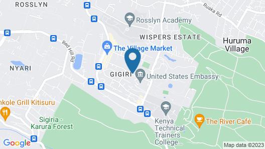 Alpha Queens Home Map
