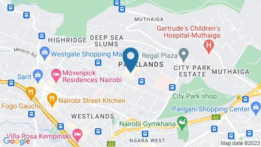 Diamond Plaza Apartments Map