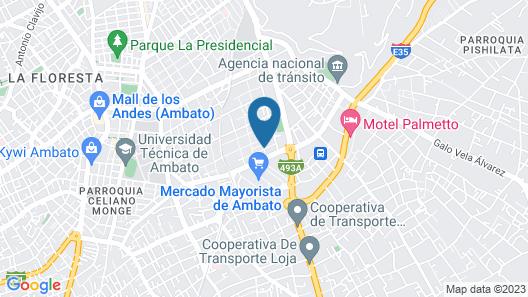 J&E hotel Map