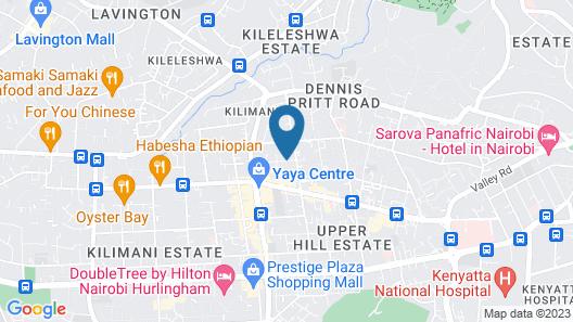 Fedha Residences Map