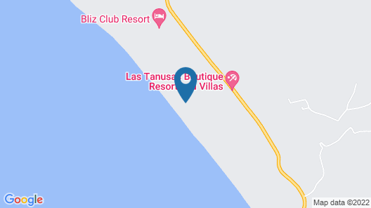 Las Tanusas Retreat & SPA Map