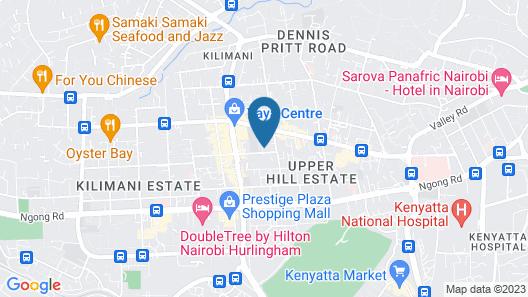 Greenpath Residence Map