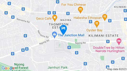 Mararo Court Map