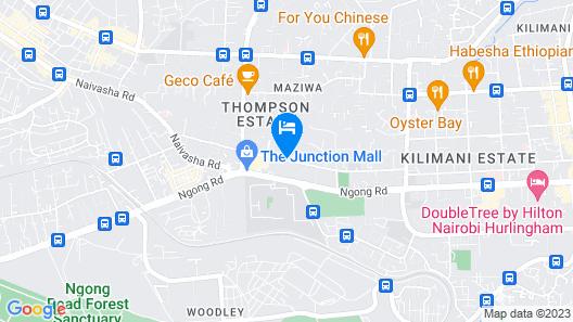 Samaritan Homes Map