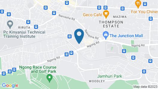Shalom House - Hostel Map